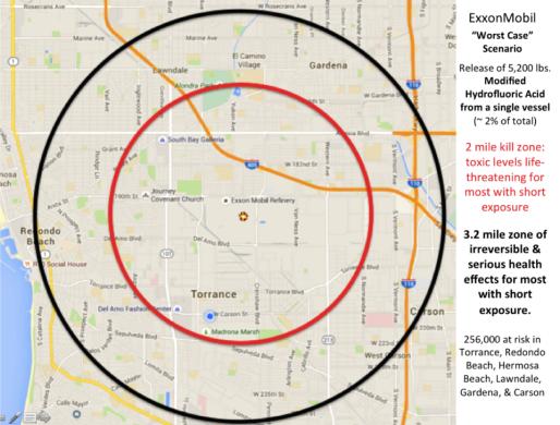 torrance-refinery-kill-zone-map