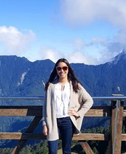 Isabelle Jeng, environmental journalist